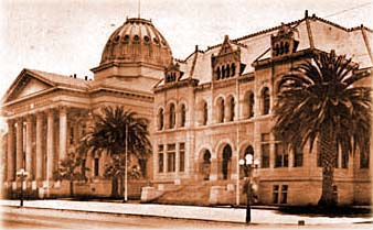 The Hall of Records, 1893, San Jose, CA