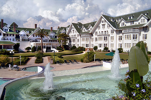 The Stunningly Beautiful Belleview Biltmore, in Florida