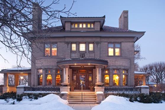 Charles M. Harrington Mansion