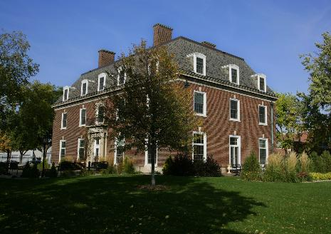 Cowles Mansion