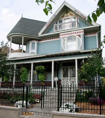 George F. Hitchcock House