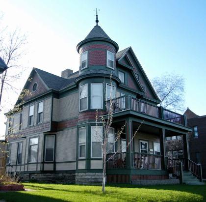 George J. Reed House