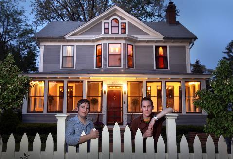 The Reinhold Zeglin House