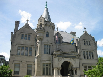 The Swan Turnblad Mansion